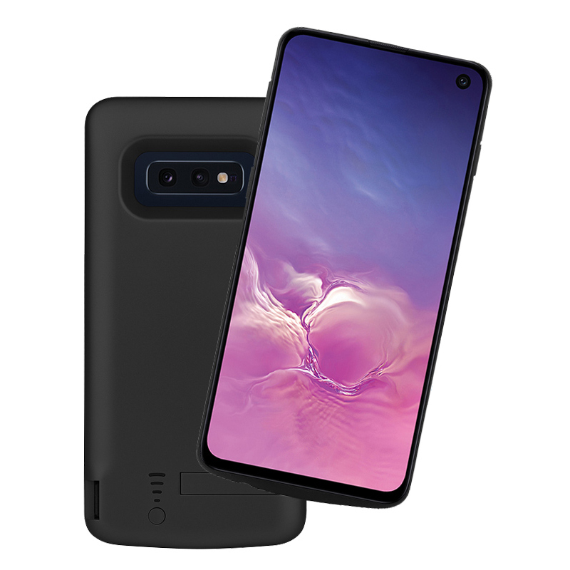 Perfect Samsung S10 Plus Elite 6000 mAh Charger Case SGX05_4