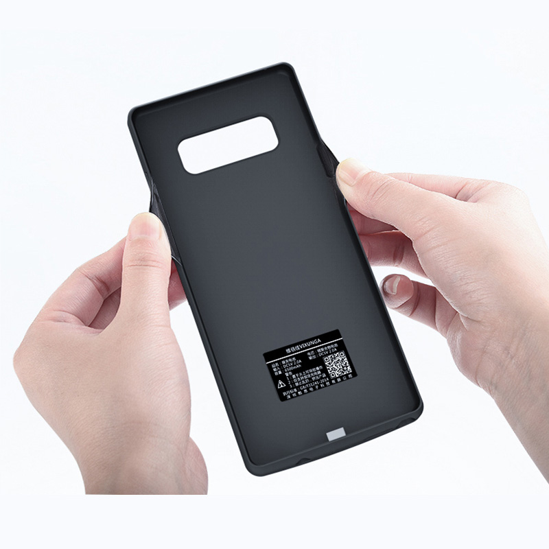 Perfect Samsung S10 Plus Elite 6000 mAh Charger Case SGX05_7