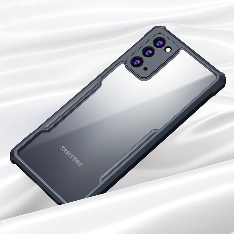Inclusive Anti-fall Silicone Samsung Note 20 And Ultra Case SGN101