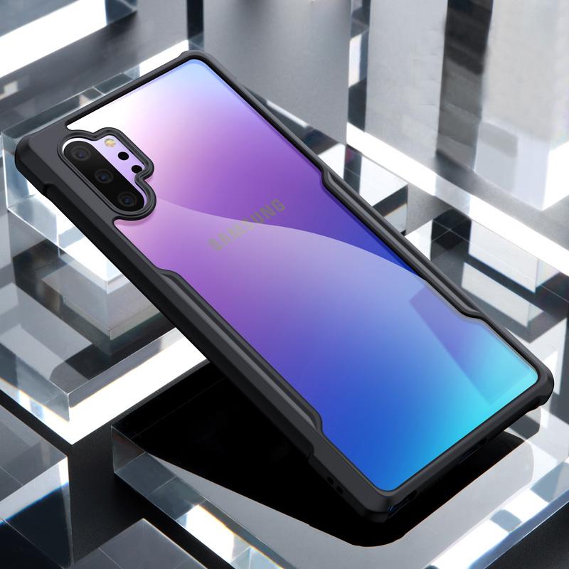 Inclusive Anti-fall Silicone Samsung Note 20 And Ultra Case SGN101_3