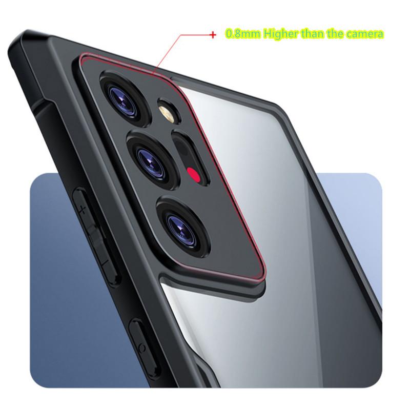 Inclusive Anti-fall Silicone Samsung Note 20 And Ultra Case SGN101_4