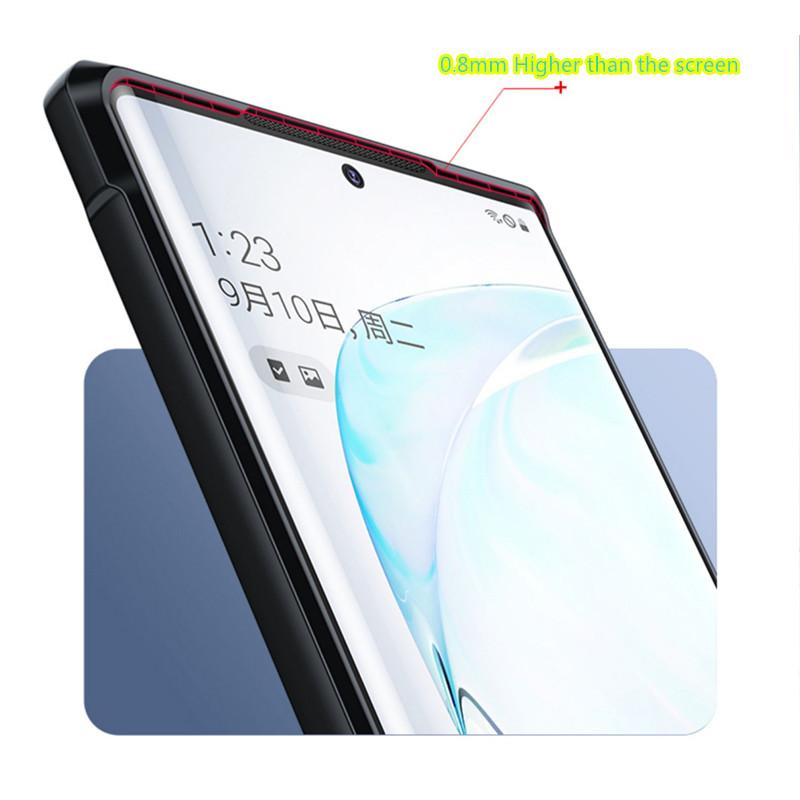 Inclusive Anti-fall Silicone Samsung Note 20 And Ultra Case SGN101_5