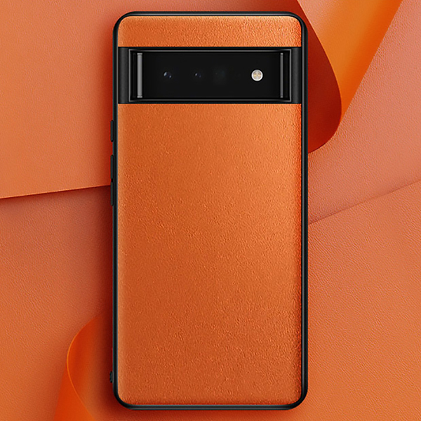 Carbon Fiber Pattern Silicone Case For Google Pixel 4 And XL GPC11_2