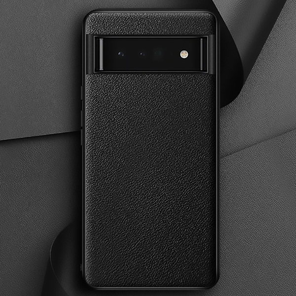 Carbon Fiber Pattern Silicone Case For Google Pixel 4 And XL GPC11_3