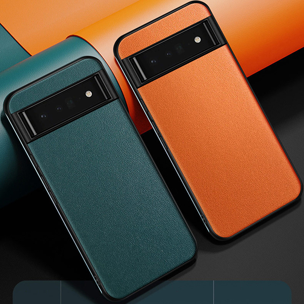 Carbon Fiber Pattern Silicone Case For Google Pixel 4 And XL GPC11_4