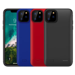 Protective iPhone 11 Pro Max Charge Case Cover With Stand IPGC16