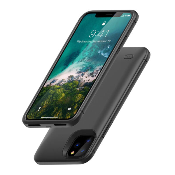 Protective iPhone 11 Pro Max Charge Case Cover With Stand IPGC16_4
