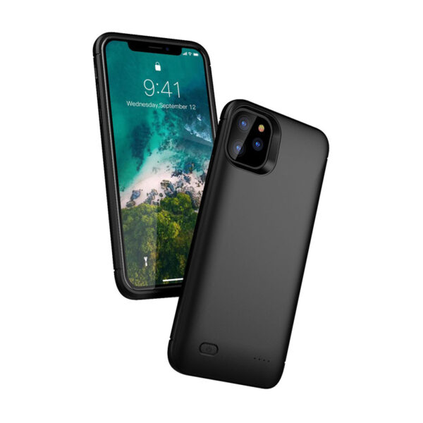 Protective iPhone 11 Pro Max Charge Case Cover With Stand IPGC16_5