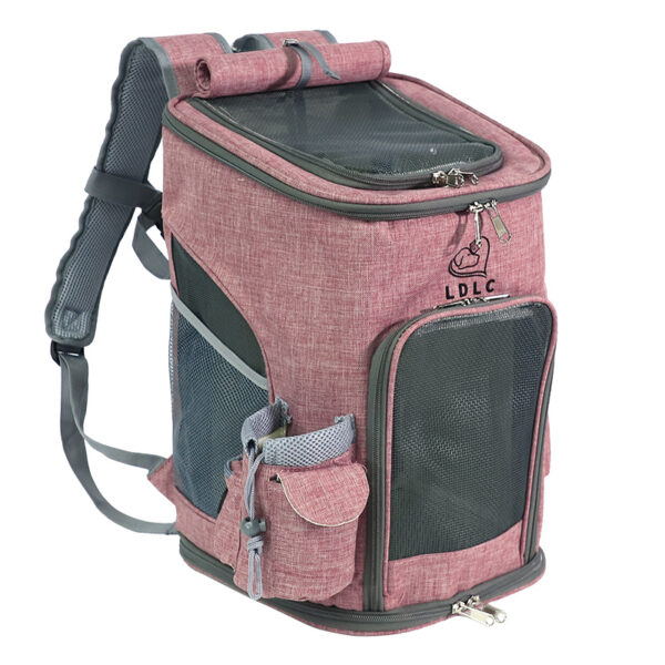 Airline Approved Backpack Pet Carrier Soft Sided Tote MFB24