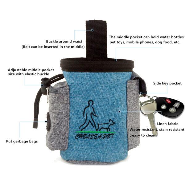 Dog Training Treat Bag MFB23_6