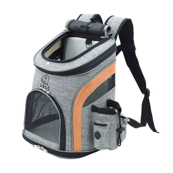 Luxury Pet Travel Backpack Carrier MFB26_2