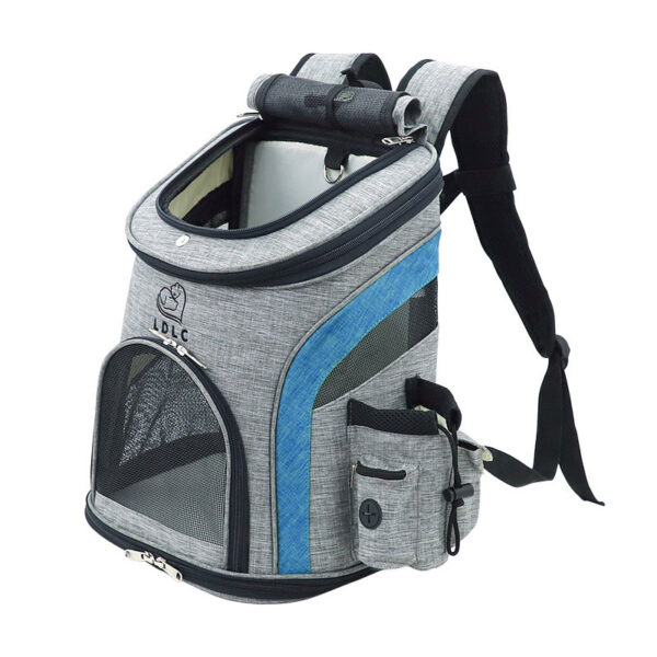 Luxury Pet Travel Backpack Carrier MFB26_3