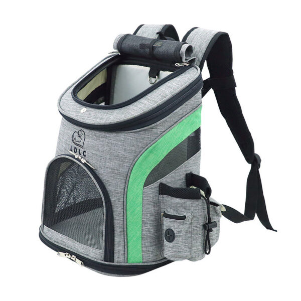 Luxury Pet Travel Backpack Carrier MFB26_4