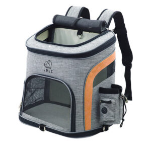 Luxury Pet Travel Plus Size Backpack Carrier MFB27_2