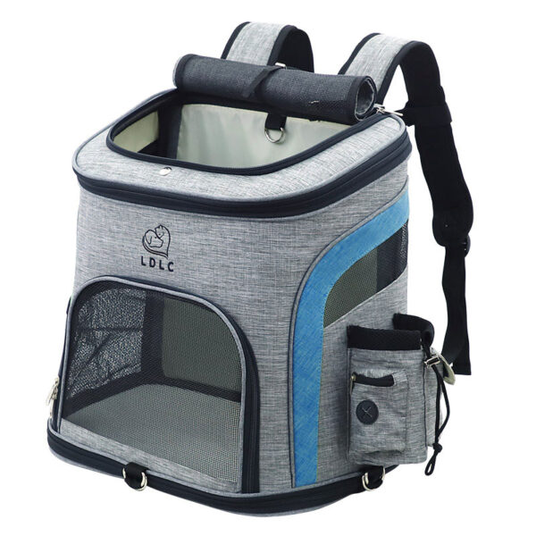 Luxury Pet Travel Plus Size Backpack Carrier MFB27_3