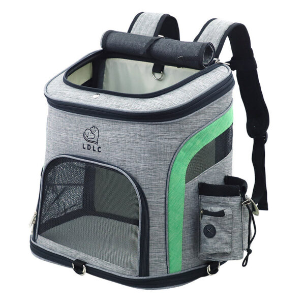 Luxury Pet Travel Plus Size Backpack Carrier MFB27_4