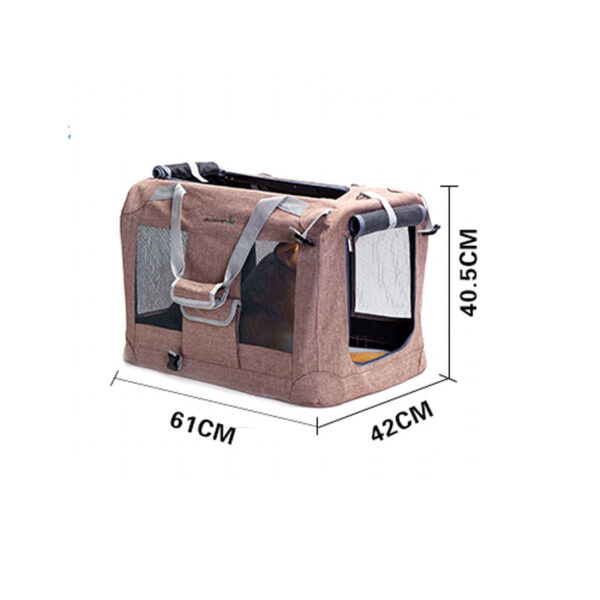 Durable Dog Kennel Cage At Home And Outside MFB41_7
