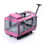 Perfect Pet Trolley Bag Rolling Carrier MFB38