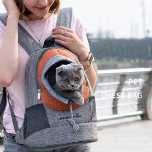 Pet Chest Bag Chest Pet Carriers MFB37