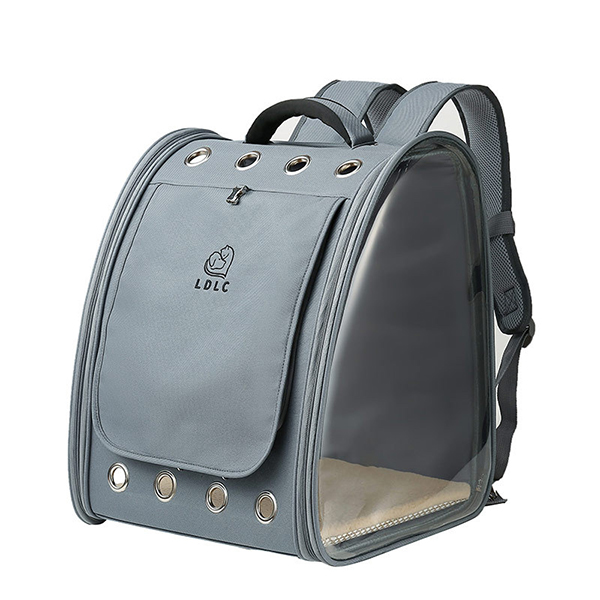 Breathable Porous Pet Backpack Carrier MFB45_3