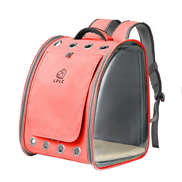 Breathable Porous Pet Backpack Carrier MFB45_4