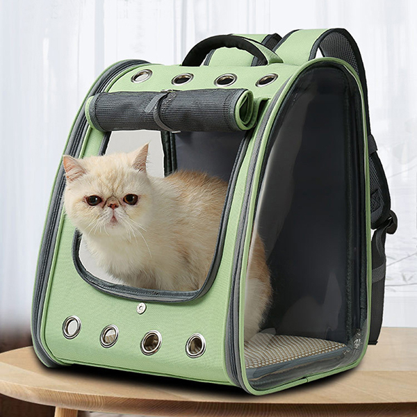 Breathable Porous Pet Backpack Carrier MFB45_6