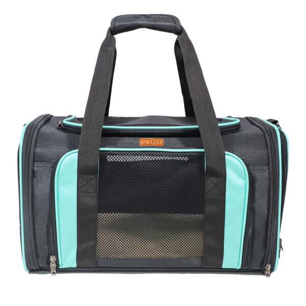 Airline Approved Soft Sided Pet Carrier With Removable Pad MFB51_3