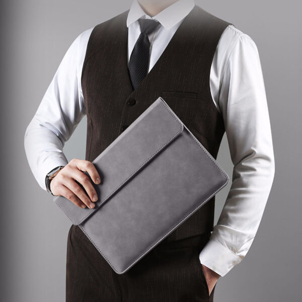 Protective Leather Cover For Surface Pro GO Laptop Book SPC14_5