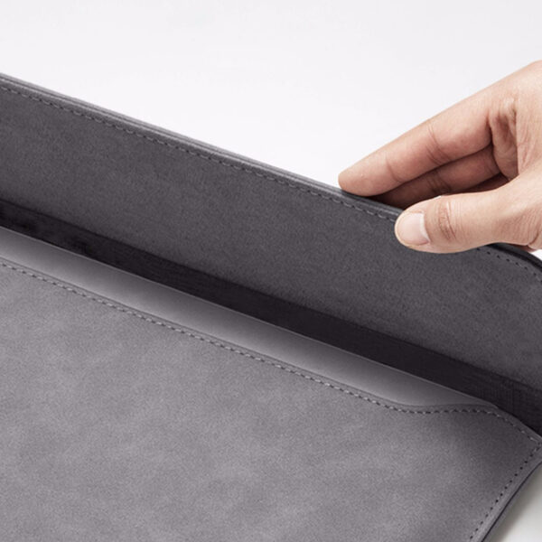 Protective Leather Cover For Surface Pro GO Laptop Book SPC14_7