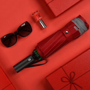 Reverse Umbrella for Car Automatic Umbrella for Men and Women PU01